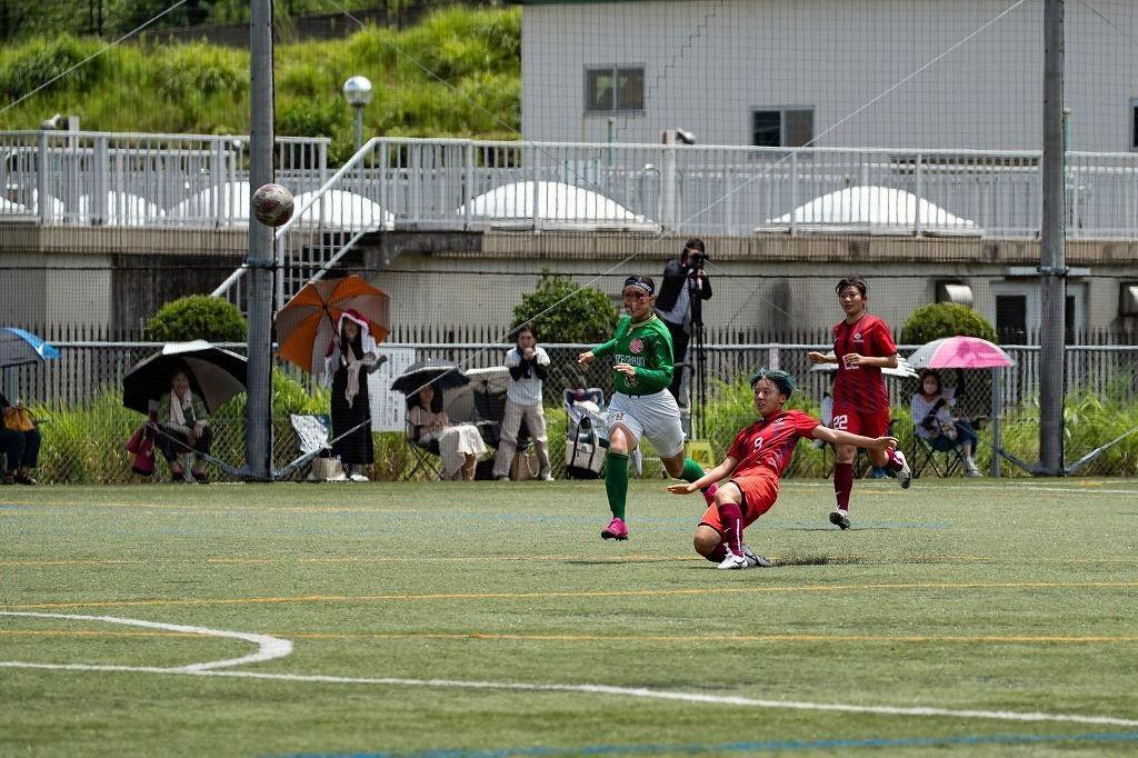 令和3年度 第27回 長崎県女子サッカー選手権大会2連覇!(サッカー部)